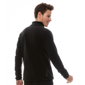 Felpa calda in pile con 1/2 zip Thermofleece-200