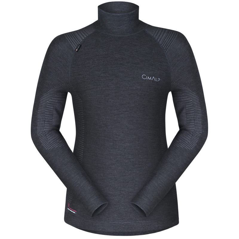 Base layer di lana Merino